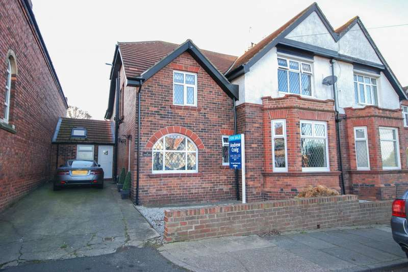 4 Bedrooms Semi Detached House for sale in Ettrick Grove, High Barnes