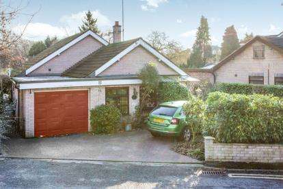4 Bedrooms Bungalow for sale in Dingle Lane, Sandbach, Cheshire