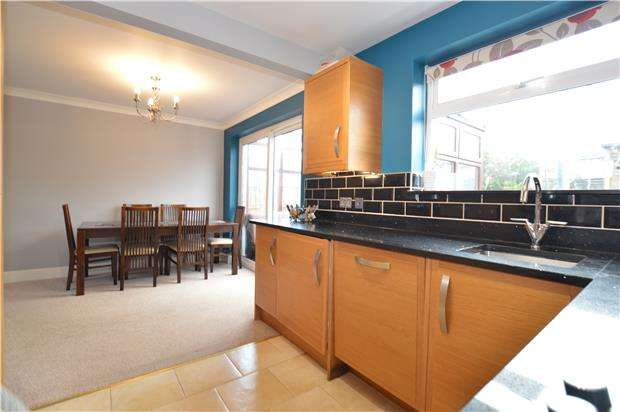 3 Bedrooms Terraced House for sale in Blaisdon, Yate, BRISTOL, BS37 8TP