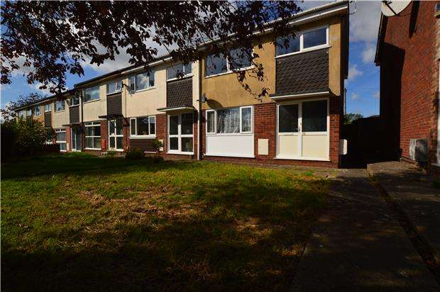 3 Bedrooms End Of Terrace House for sale in Northfield, Yate, BRISTOL, BS37 4LP