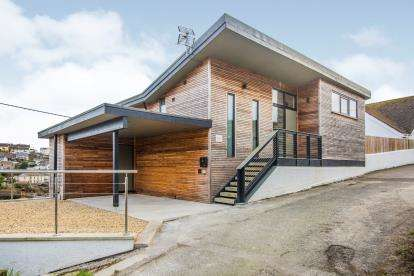 3 Bedrooms Detached House for sale in Mevagissey, St Austell, Cornwall