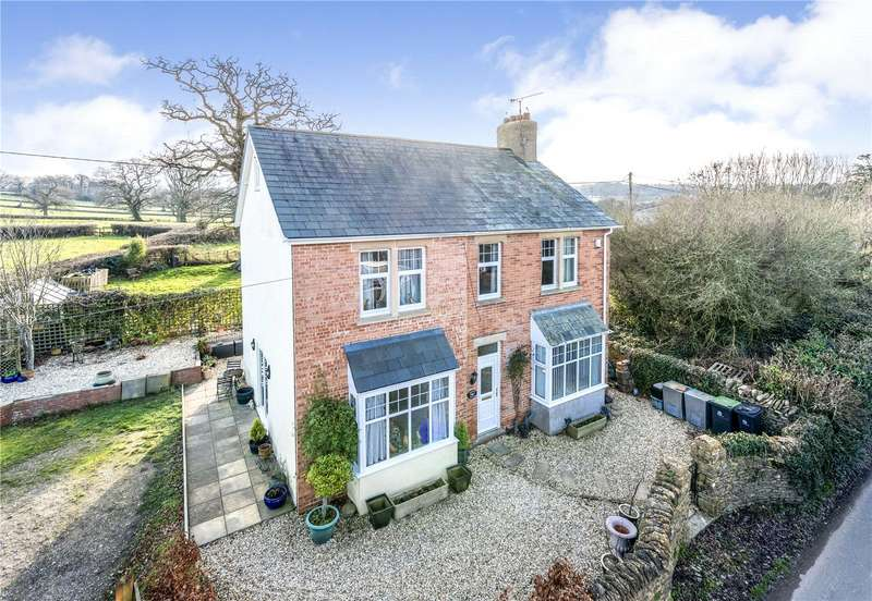 4 Bedrooms Detached House for sale in Melbury Osmond, Dorchester, Dorset, DT2