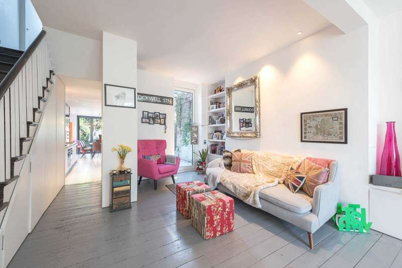 4 Bedrooms Semi Detached House for sale in St Martins Rd, Stockwell