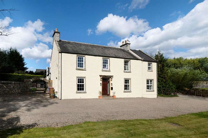 4 Bedrooms Equestrian Facility Character Property for sale in Wester Gauldwell House, Craigellachie, Aberlour, Moray, AB38