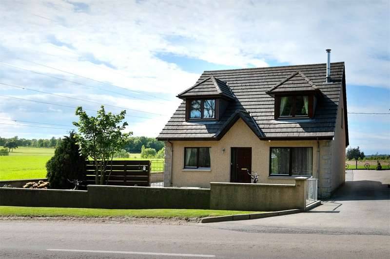 4 Bedrooms Detached House for sale in 1 Toll House, Corsairtly, Keith, Moray, AB55
