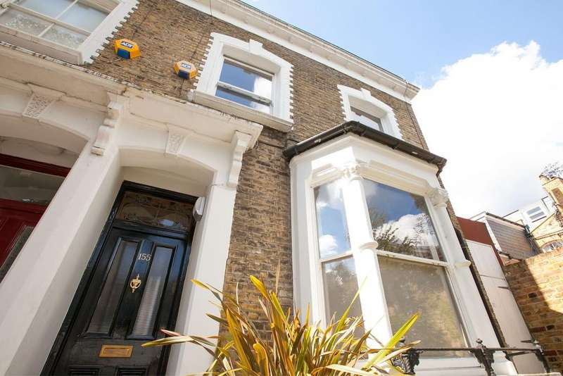 3 Bedrooms End Of Terrace House for sale in Nevill Road, London