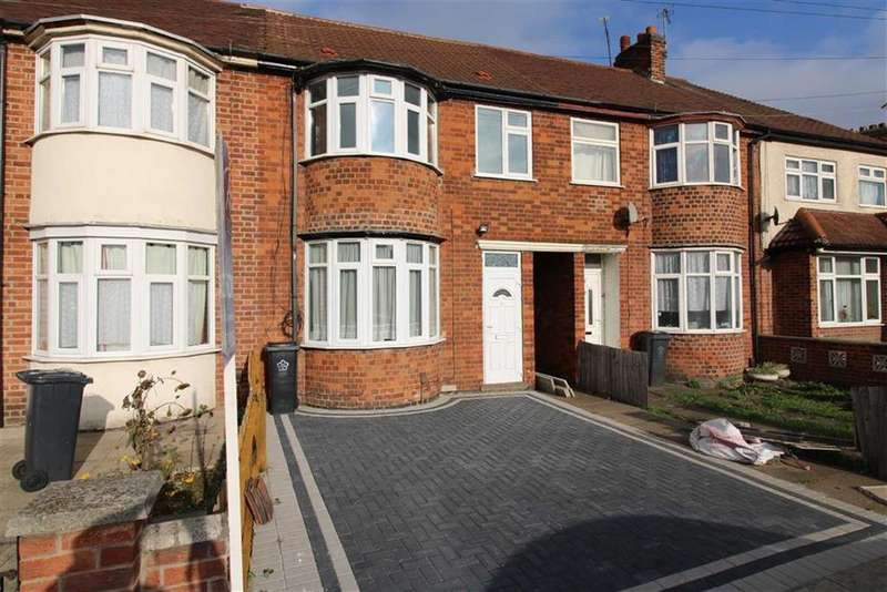 3 Bedrooms Terraced House for sale in Green Lane Road, Leicester