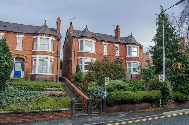 3 Bedrooms Semi Detached House for sale in Parkgate Road, Chester, Chester