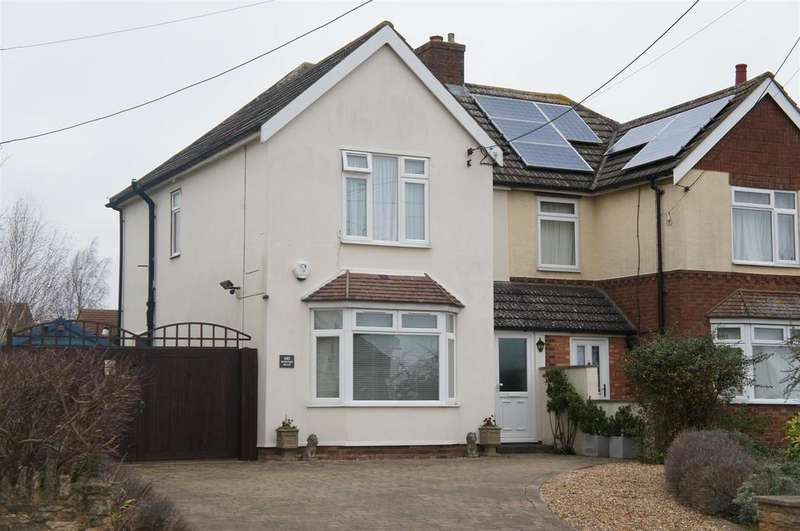 3 Bedrooms Semi Detached House for sale in Bedford Road, Cranfield, Bedford