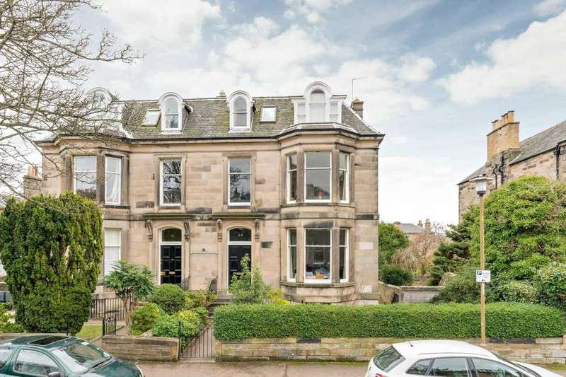 3 Bedrooms Flat for sale in 34/3 Mayfield Terrace, Newington, EH9 1RZ