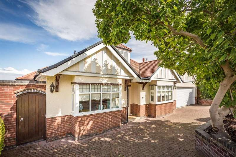 4 Bedrooms Detached Bungalow for sale in Cavendish Avenue off Duffield Road, Allestree