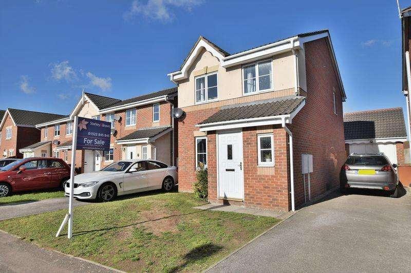 3 Bedrooms Detached House for sale in Watling Close, Bracebridge Heath, Lincoln