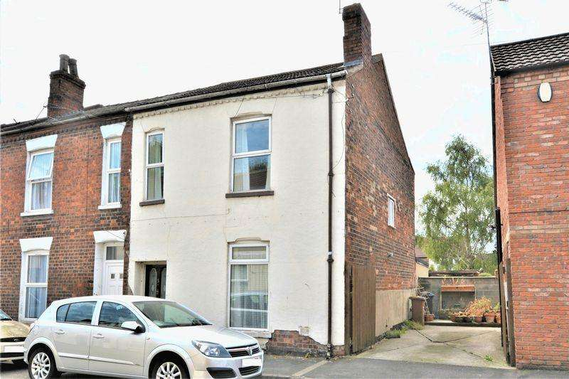 4 Bedrooms End Of Terrace House for sale in Ripon Street, Lincoln