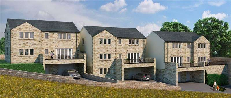 4 Bedrooms Detached House for sale in Branshaw Garden, Oakworth, Keighley