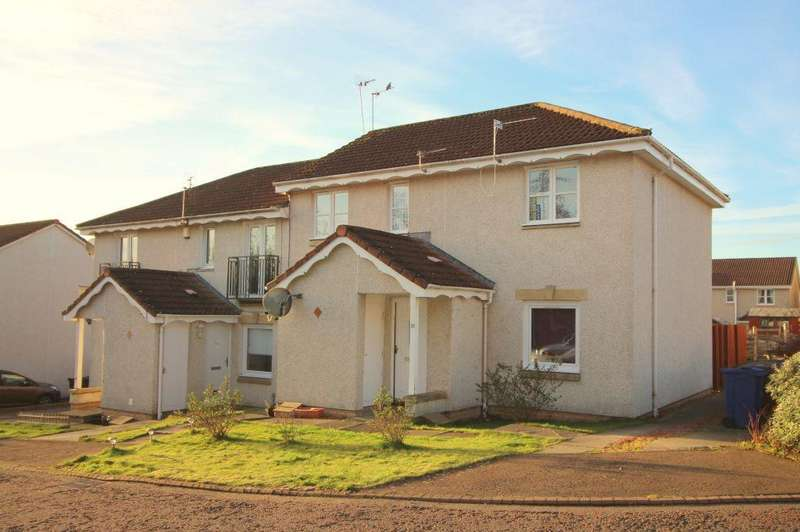 2 Bedrooms Flat for sale in 10 Castle Place, Gorebridge, EH23 4TJ