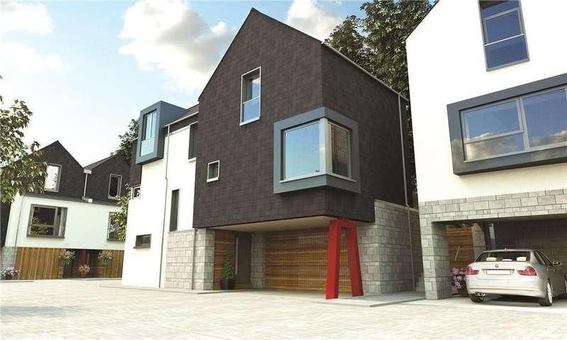 4 Bedrooms Detached House for sale in West Mill Road, Edinburgh, Midlothian, EH13