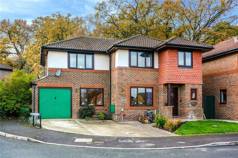 4 Bedrooms Detached House for sale in Sage Walk, Warfield, Berkshire, RG42