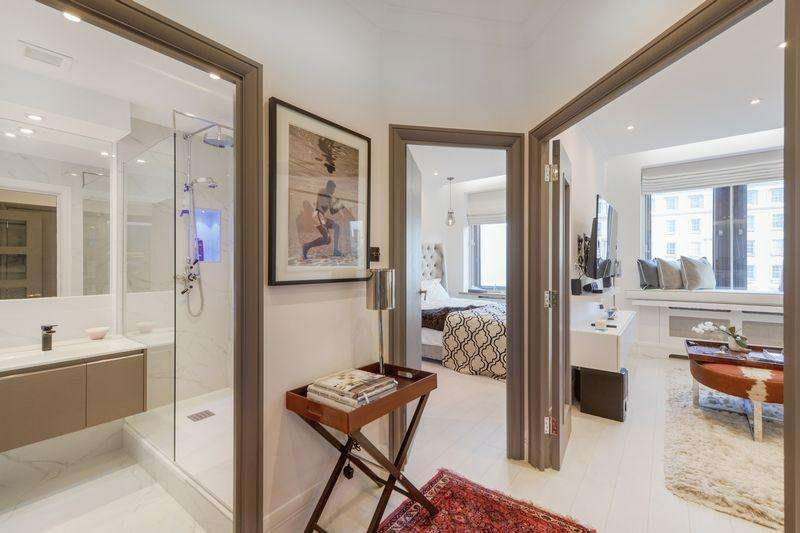 1 Bedroom Apartment Flat for sale in Whitehouse Apartments, 9 Belvedere Road, South Bank