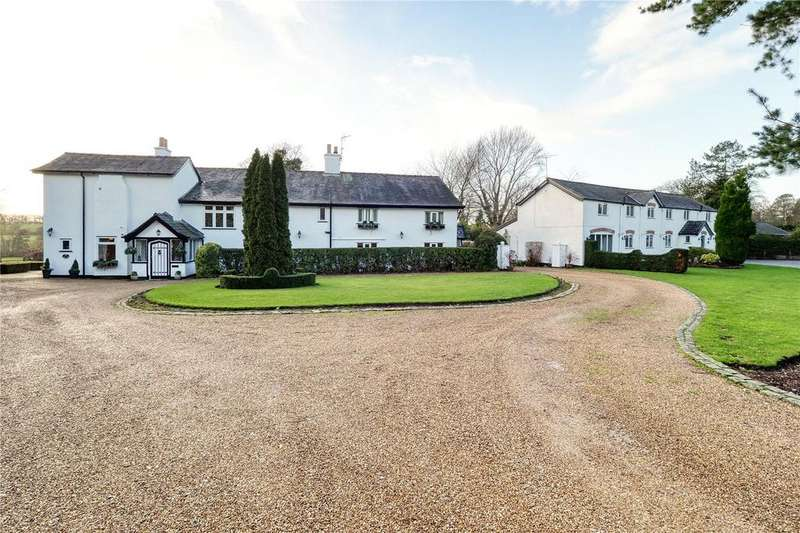 9 Bedrooms Detached House for sale in Hollies Lane, Wilmslow, Cheshire, SK9