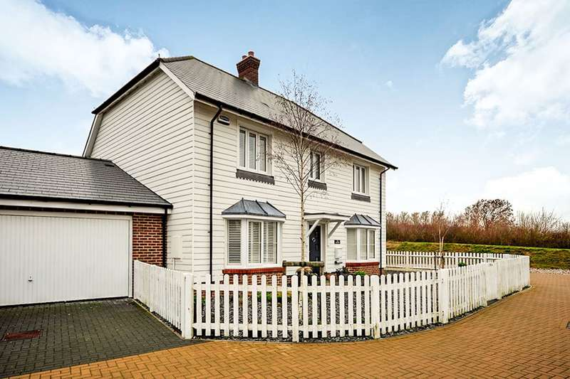 5 Bedrooms Detached House for sale in Springfield Drive, Rye, TN31