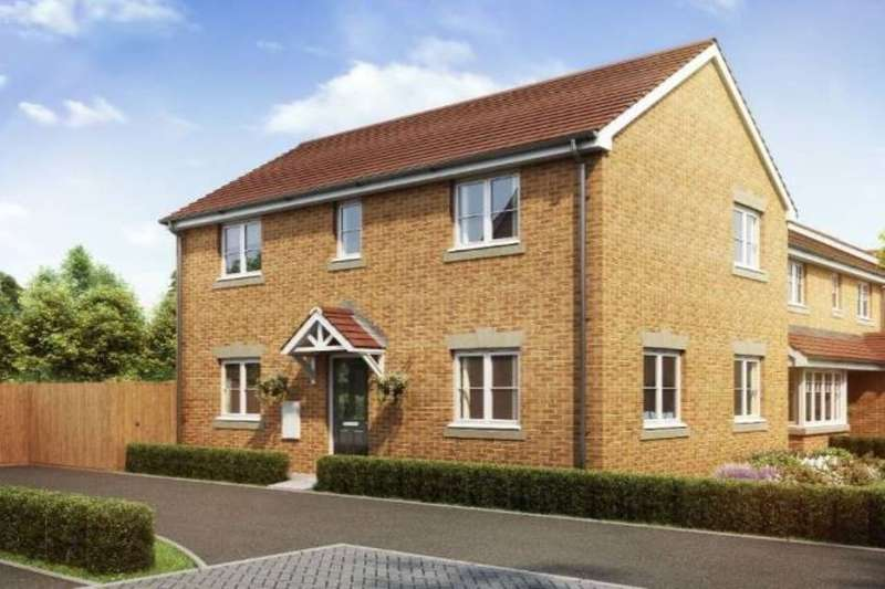 3 Bedrooms Detached House for sale in The Chatham St. Kevins Drive, Kirkby, Liverpool, L32