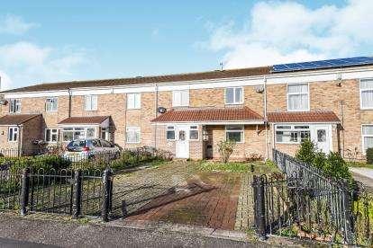 4 Bedrooms Terraced House for sale in Sheridan Walk, Castle Vale, Birmingham, West Midlands