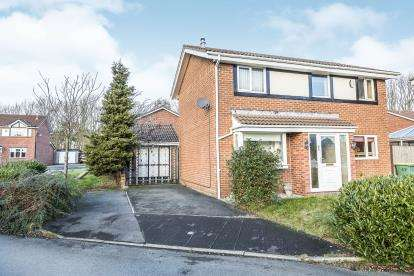3 Bedrooms Detached House for sale in Summertrees Avenue, Lea, Preston, Lancashire