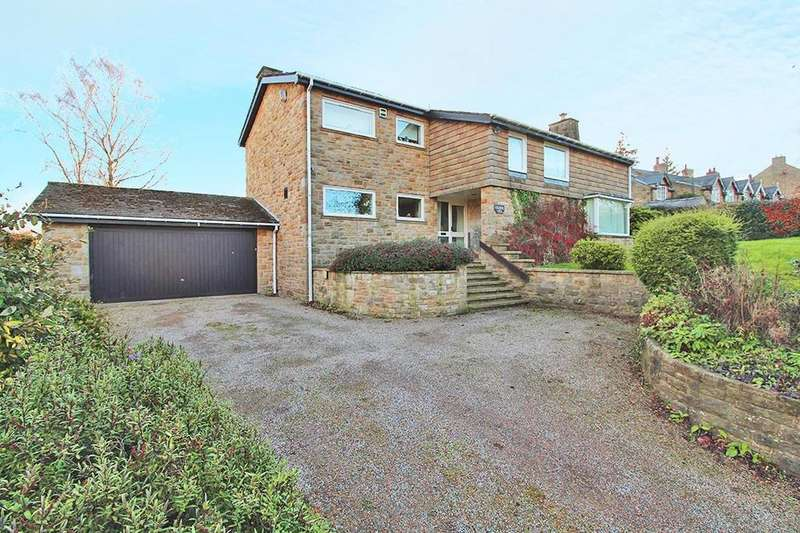3 Bedrooms Detached House for sale in Crag Lane, Huby, Leeds