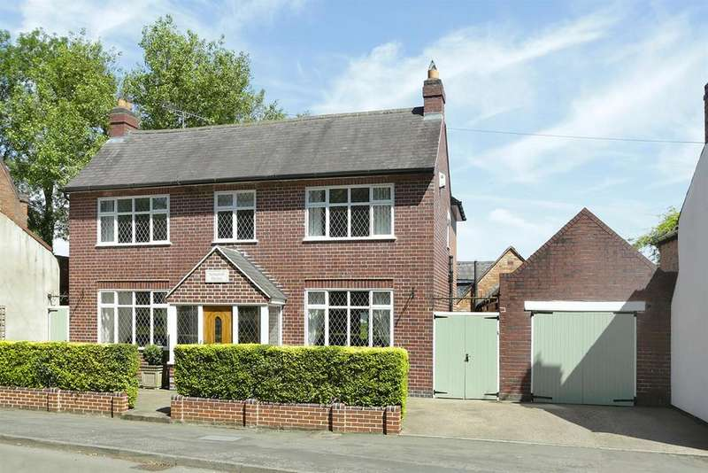 5 Bedrooms Detached House for sale in Hamilton Lane, Scraptoft, Leicester