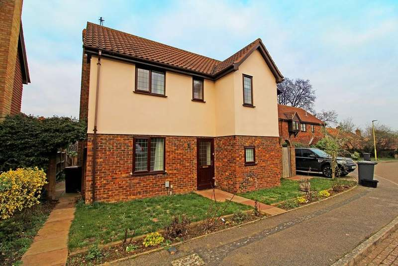 4 Bedrooms Detached House for sale in Woolston Avenue, Letchworth Garden City, SG6