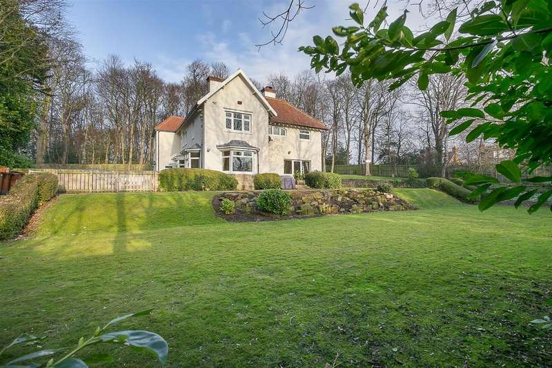 6 Bedrooms Detached House for sale in Great North Road, Gosforth, Newcastle upon Tyne