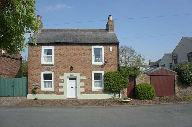 3 Bedrooms Detached House for sale in Wood Street, Carlisle