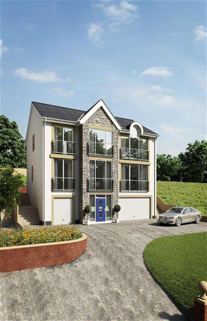 4 Bedrooms Detached House for sale in Cysgod Y Deri, Llanedi Road, Swansea, Swansea