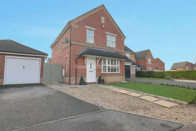 3 Bedrooms Detached House for sale in Milton Way