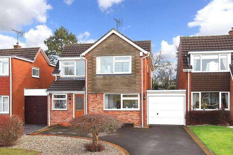 3 Bedrooms Detached House for sale in ALBRIGHTON, Bushfield Road