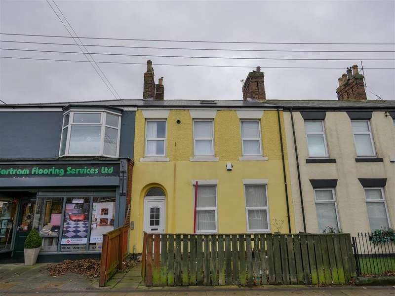 2 Bedrooms Terraced House for sale in Railway Terrace, South Hylton, Sunderland