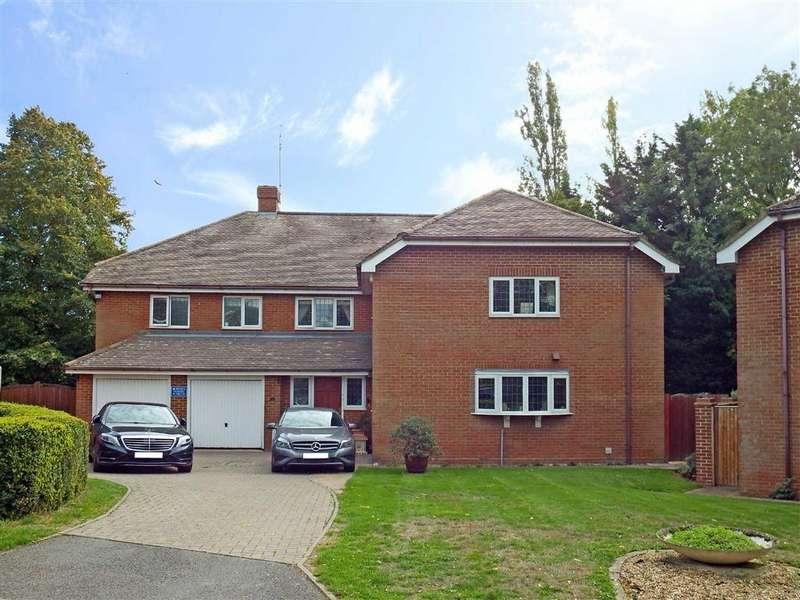 5 Bedrooms Detached House for sale in Chestnut Walk, Stevenage, Hertfordshire, SG1