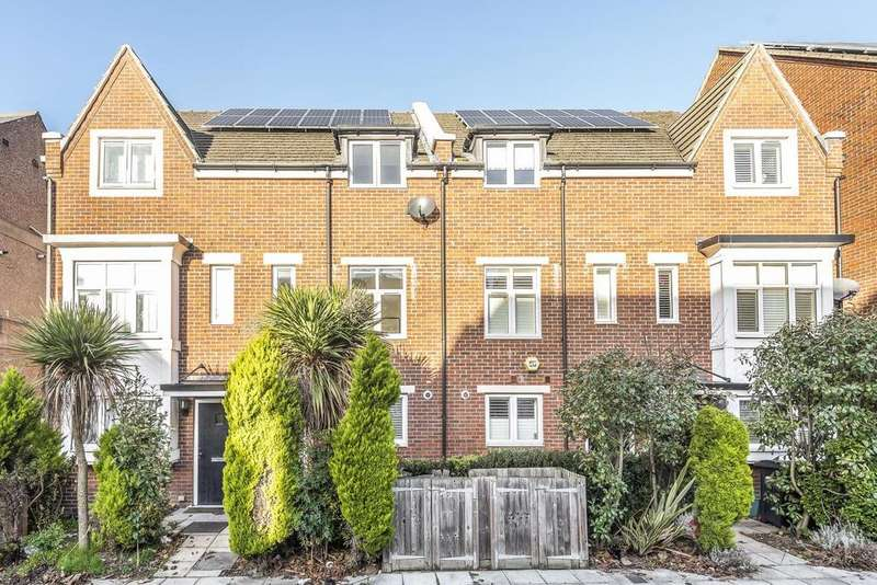 4 Bedrooms Terraced House for sale in Chalfont Road, South Norwood