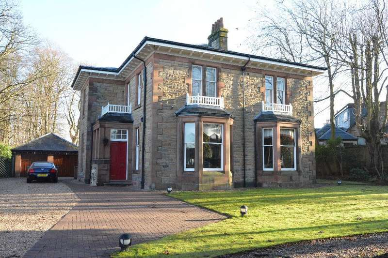 4 Bedrooms Detached House for sale in Dorrator Road, Falkirk, Falkirk, FK1 4BN