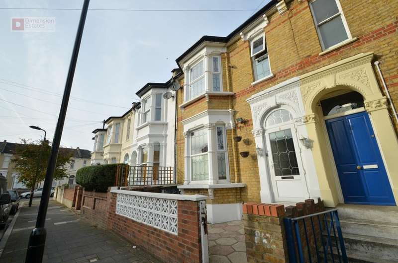 5 Bedrooms Terraced House for sale in Sach Road, Clapton, Hackney, London, E5