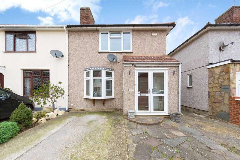 3 Bedrooms End Of Terrace House for sale in Ivyhouse Road, Dagenham, RM9
