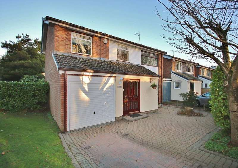 5 Bedrooms Detached House for sale in Altrincham Road, Wilmslow