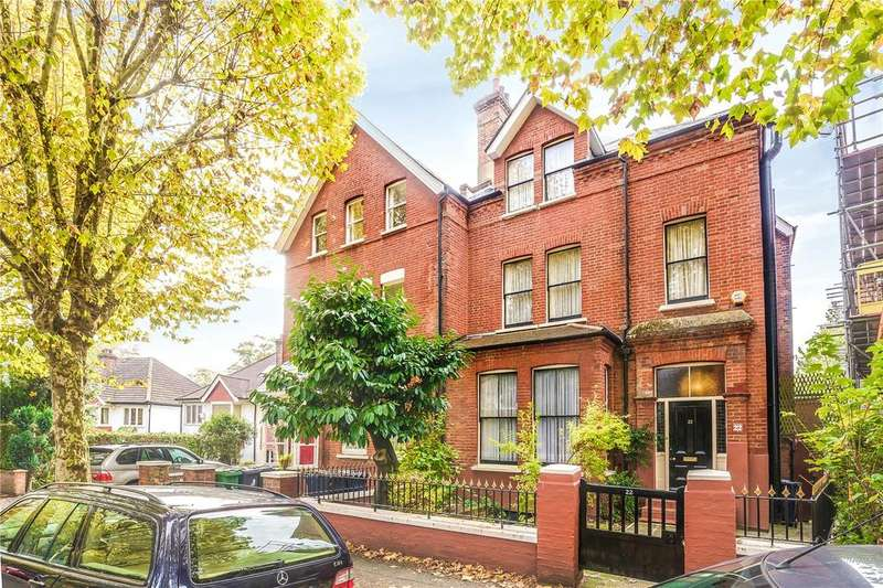 6 Bedrooms Semi Detached House for sale in Heathfield Road, Acton, London, W3