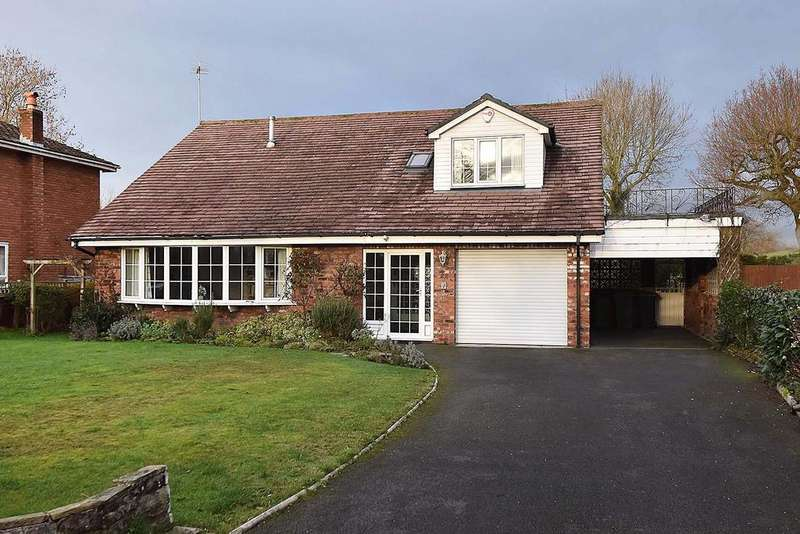 3 Bedrooms Detached House for sale in Ryles Crescent, Macclesfield