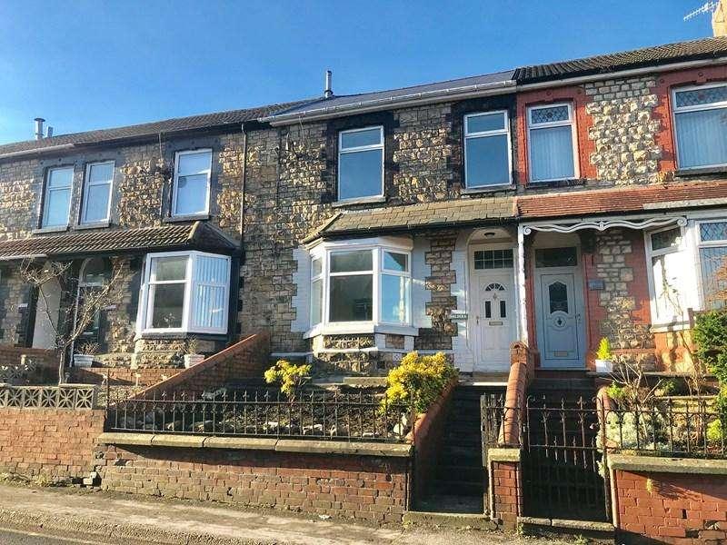 4 Bedrooms Terraced House for sale in Libanus Road, Ebbw Vale