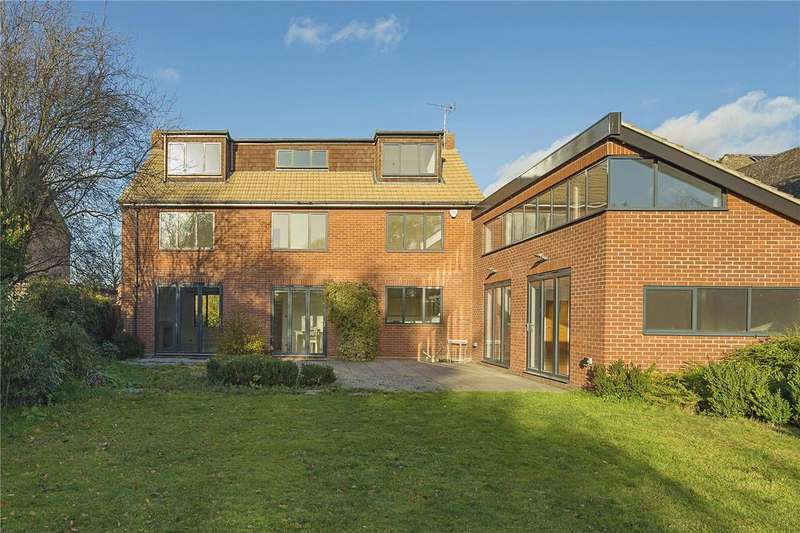 5 Bedrooms Detached House for sale in Porson Road, Cambridge, CB2