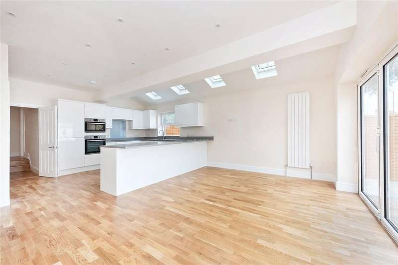 5 Bedrooms Semi Detached House for sale in Duncombe Hill, Forest Hill, SE23