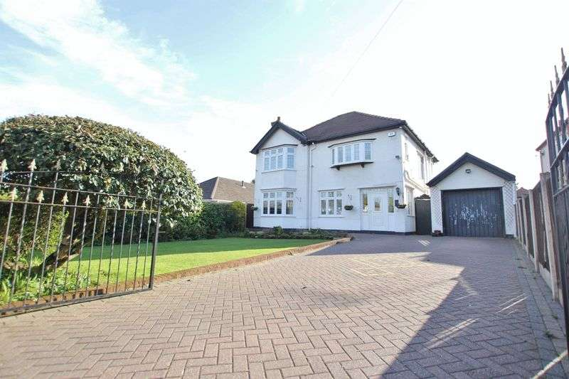 4 Bedrooms Property for sale in Manor Drive, Upton, Wirral