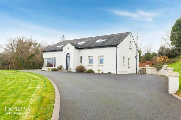 3 Bedrooms Detached House for sale in Tawnawanny Road, Tawnawanny, Leggs, Enniskillen, County Fermanagh