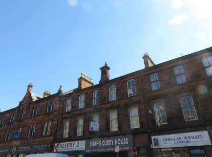 3 Bedrooms Flat for sale in John Finnie Street, Kilmarnock, East Ayrshire